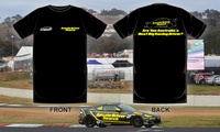 $29 for a T-Shirt and Free Prize Draw Entry to become a V8 Supercar Driver with Aussie Driver Search