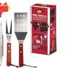 Smokin' Grill BBQ Tool and Dispenser Set (7-Piece)
