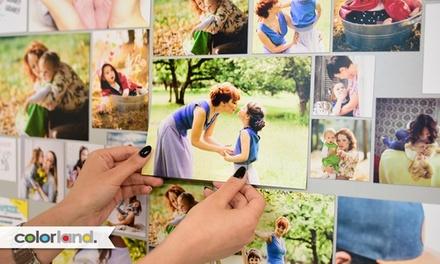 Imanes con foto personalizada en formato a elegir con Colorland (hasta 93% de descuento)
