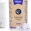 Welledia Ultrasonic Essential-Oil Diffuser and Humidifier