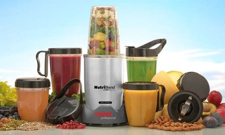 Cooks Professional 10 or 15Piece 1000W Nutriblend Blender Set