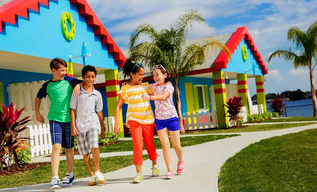 Legoland Beach Retreat Groupon