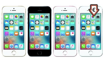 Apple iPhone SE 16 ou 64 Go reconditionné, coloris au choix, dès 359 €, livraison gratuite