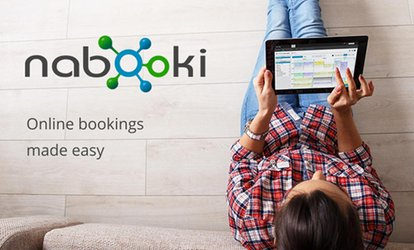 nabooki: Free 3-Month Booking Tool Trial