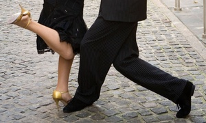 Dance Studio Lioudmila: $25 for Four Group Ballroom-Dance Classes at Dance Studio Lioudmila ($52 Value)