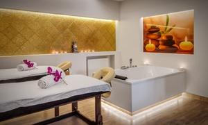 Grand Royal Hotel: Pakiet day spa dla 1 osoby (179,99 zł) lub dla dwojga (329,99 zł) w Grand Royal Hotel (do -57%)