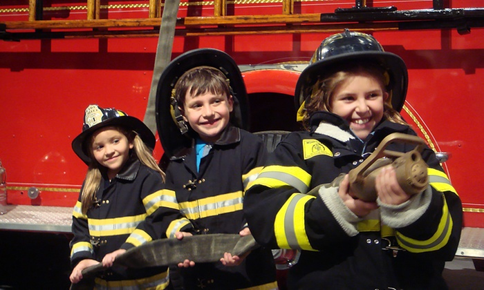 Nassau County Firefighter's Museum - East Garden City: Admission for 2, 4, 6, or 10 to the Nassau County Firefighter's Museum (Up to 66% Off)