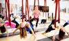 InBALANCE Yoga - Bonneville: Five or Ten AlReal Yoga Classes at InBALANCE Yoga (Up to 51% Off)