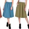 Lyss Loo A-Line Pocket Skirt