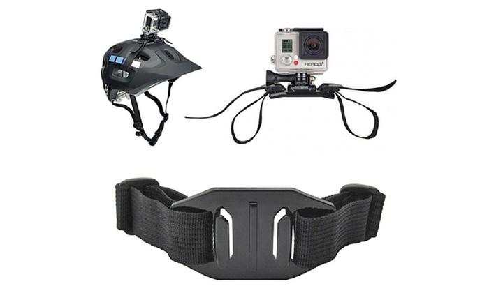 Helmet Strap for GoPro Cameras
