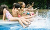 54% Off Pool Partying