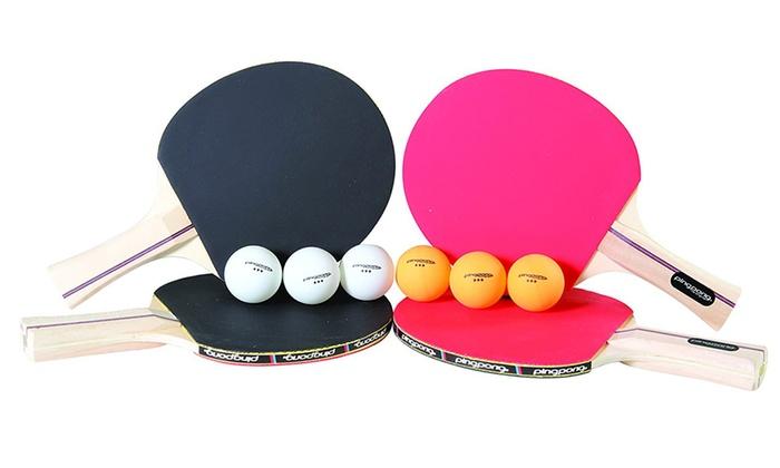 Kit da gioco Ping Pong