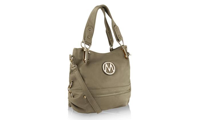 MKF Collection by Mia K. Farrow Classic M Designer Handbags