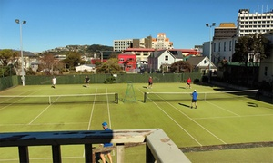Thorndon Club: Tennis and Squash Club Membership: One ($15), Three ($49) or Six Months ($89) at Thorndon Club (Up to $210 Value)