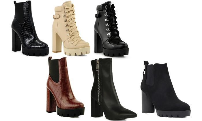 Fall Womens Boots