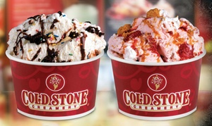 40% Off Ice Cream at Cold Stone Creamery at Cold Stone Creamery, plus 6.0% Cash Back from Ebates.