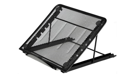 Mesh Laptop and Tablet Stand Set