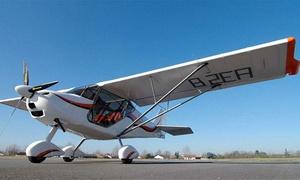 White Bird Découverte: Initiation au pilotage de 50 minutes en avion à 129.90€ avec White Bird Découverte