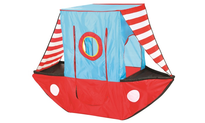 Deluxe Pirate Play Tent with Bonus Carry Case Deluxe Pirate Play Tent with Bonus Carry ...  sc 1 st  Groupon & Deluxe Pirate Play Tent with Bonus Carry Case | Groupon