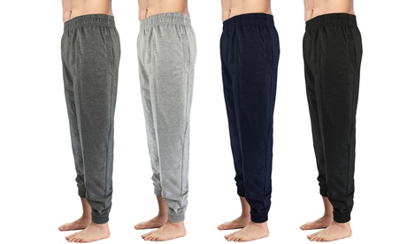 Men's Lightweight Soft Fleece Jogger Sportswear Lounge Pants 8006e084-4d60-11e7-bc05-00259069d868