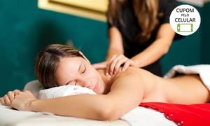 The Clinic: The Clinic – Cambuí: 1, 2, 4 ou 8 visitas de massagem, drenagem, reflexologia, vacuoterapia e infravermelho