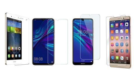 Verre trempé Huawei, livraison offerte
