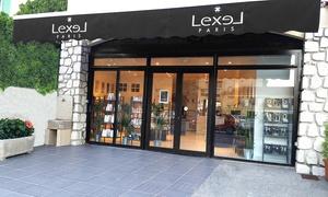 LEXEL CAGNES: Soin du visage, coaching beauté et 50€ ou 100€ de produits cosmétiques pour 25,90 € ou 49,90 € chez Lexel