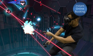 ACKO Gamers Club: Virtual Reality Gaming - 30 ($15), 60 ($24), 90 ($39) or 120 Minutes ($48) at ACKO Gamers Club (Up to $80 Value)