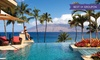 The Spa at the Four Seasons Resort Maui at Wailea - Makawao: Spa Package for One or Two at The Spa at the Four Seasons Resort Maui at Wailea (Up to 30% Off)