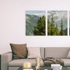 Up to 85% Off a Custom Three-Panel Canvas from Collage.com