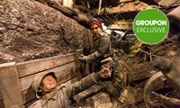 The Great War Exhibition Entry for One (From $14), Two (From $27) or Four People (From $100) (From $25 Value)