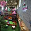 Entree speelparadijs Candy Castle