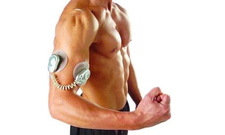 1 o 2 electroestimuladores Gym Energy Duo con 10 niveles de intensidad