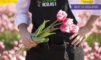 Fête des grands-mères : bouquet de 20 ou 40 tulipes au choix avec Les Fleurs de Nicolas dès 9,90 €
