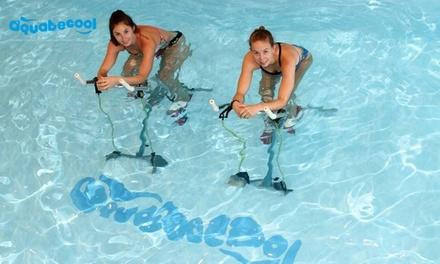 3 ou 5 séances d'AquaActivités au choix, en heures creuses ou pleines en solo dès 19,90€ avec Aquabecool Aix En Provence