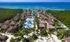 5-Night All-Inclusive Allegro Cozumel Stay with Air from Travel By Jen - Cozumel, Mexico: ✈ 5-Night All-Inclusive Allegro Cozumel Stay with Air from Travel By Jen. Price per Person Based on Double Occupancy.