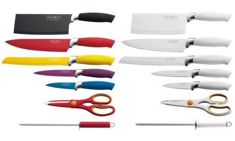 Set de cuchillos de cerámica de 7 piezas y tacoma Royalty Line