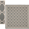 """Safavieh Indoor and Outdoor 7'10"""" Square Area Rug"""