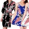 Two-Piece Women's Kimono Set