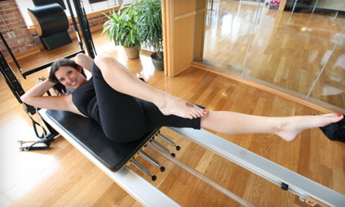 Pilates 1901 - Kansas City: $39 for 8 Pilates Cardio, Mat, or OnRamp Classes at Pilates 1901 ($160 Value)