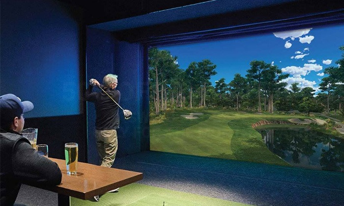 Indoor Golf and Sports Bar - Players Indoor Golf & Sports Bar ...