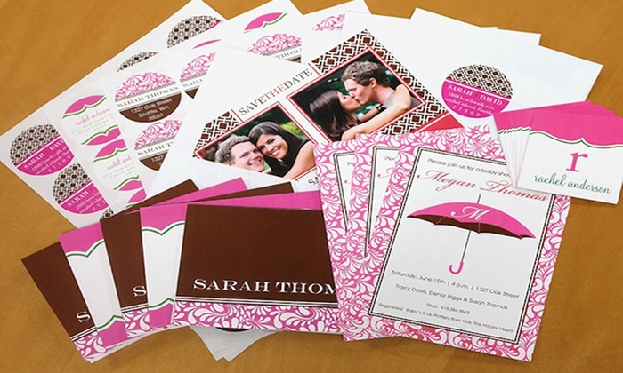 Personalized stationery deals