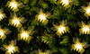 Butterfly Solar LED Light String