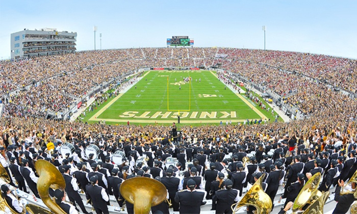 UCF Knights Football vs. SMU Mustangs Football - Bright House Networks Stadium: UCF Knights Football Game Against SMU at Bright House Networks Stadium on Saturday, November 22 (Up to 53% Off)