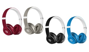 Beats by Dr. Dre Solo 2 Luxe Edition Headphones (Grade-A Refurbished)
