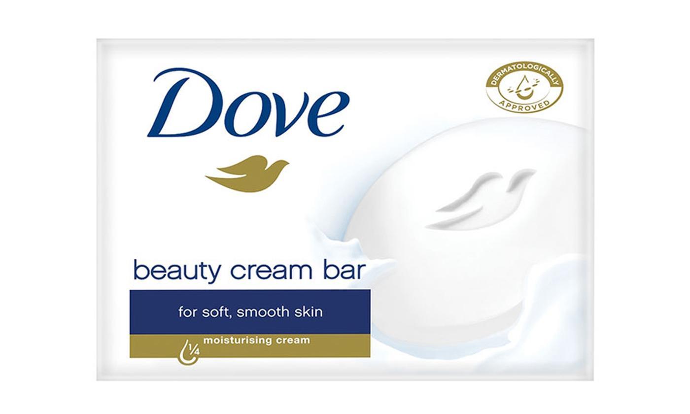 Dove Original Beauty Cream Bar 100g Six-Pack