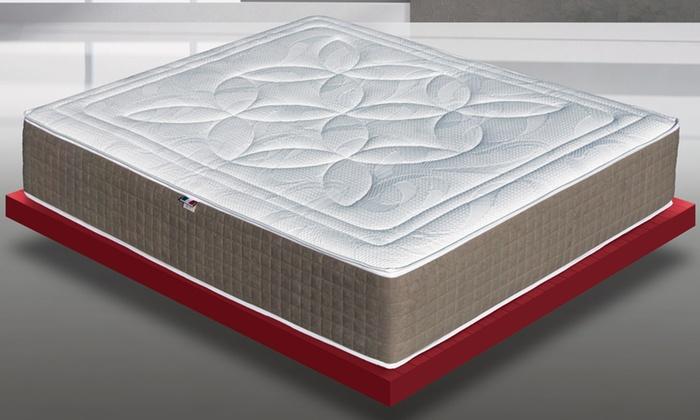 Materasso in memory foam altezza 29 cm groupon goods - Altezza materasso ...