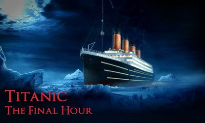 image for Titanic Escape Room Game for Four or Six at Timescape (Up to 53% Off)