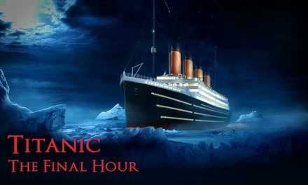 Titanic Escape Room Game for Four or Six at Timescape (Up to 53% Off)