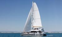 Promenade en mer d1h avec cocktail pour 1, 2 ou 4 personnes dès 8,90 € avec Catamaran Picardie